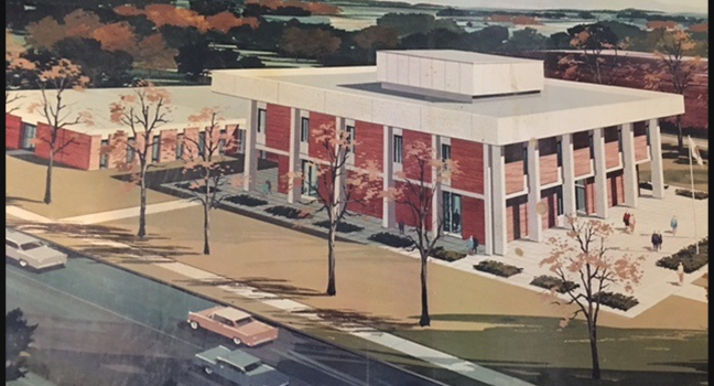 1966 Architectural Drawing  by Setter, Leach, and Lindstrom, Inc.