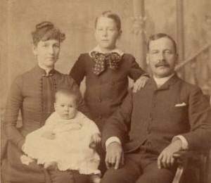 The Dinehart Family