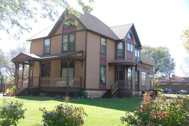 Dinehart Holt House