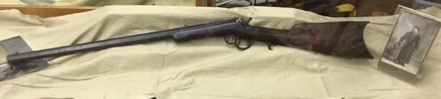 Buffalo Gun - Moran