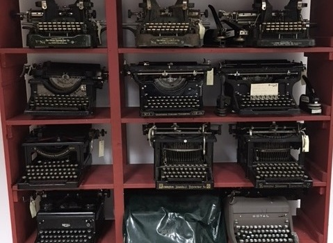 old typewriters